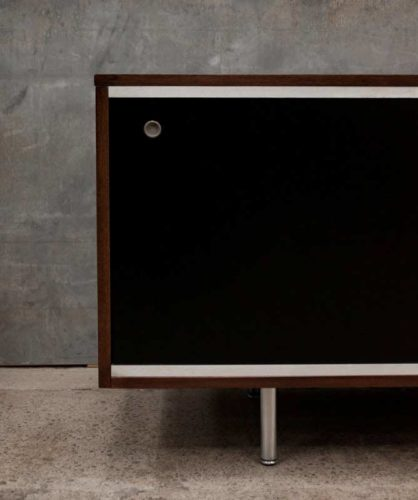 Mid Century Furniture Storage Mid Century Furniture Mr-Mod-George-Nelson-1960s-Walnut-Credenza