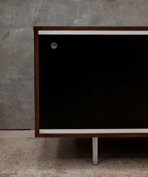 Mid Century Furniture Storage Mid Century Furniture Mr-Mod-George-Nelson-1960s-Walnut-Credenza